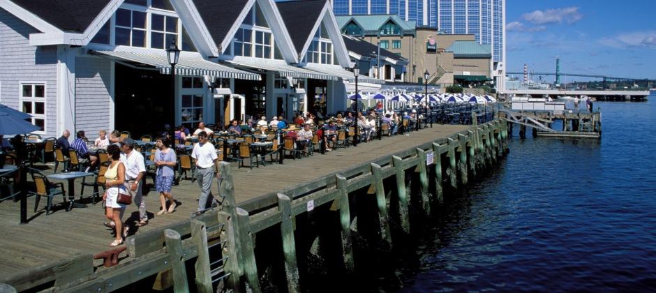 Halifax - Depart