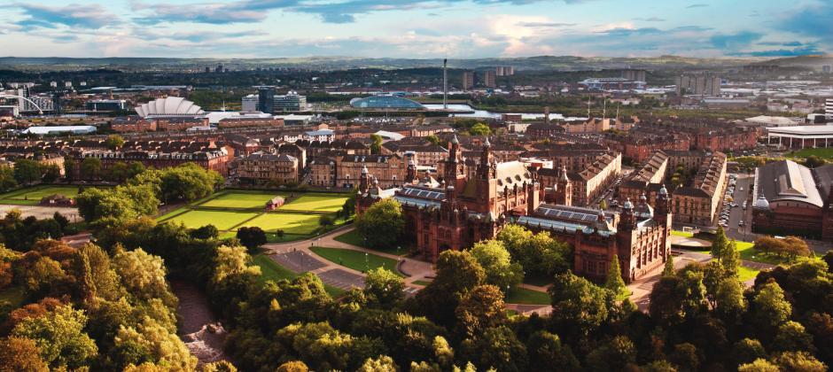 London - Glasgow (approx. 3 hrs 30 mins)