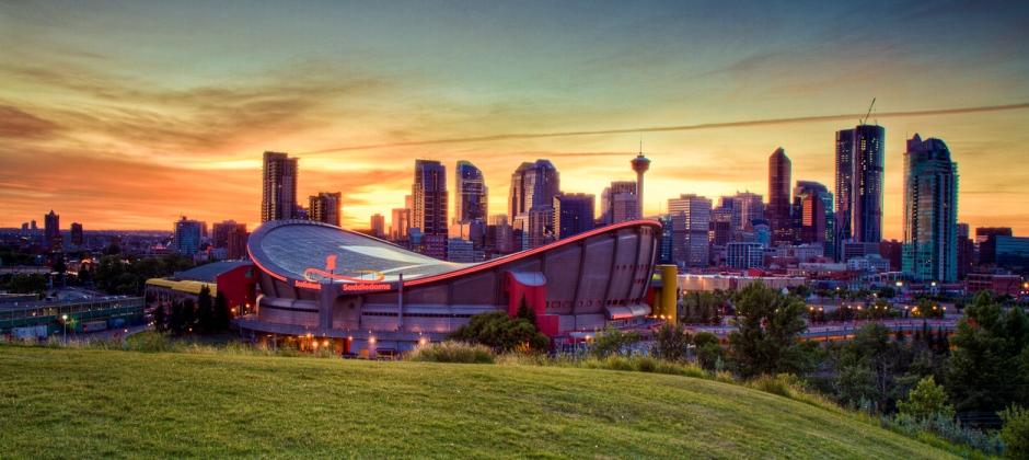 Arrive Calgary