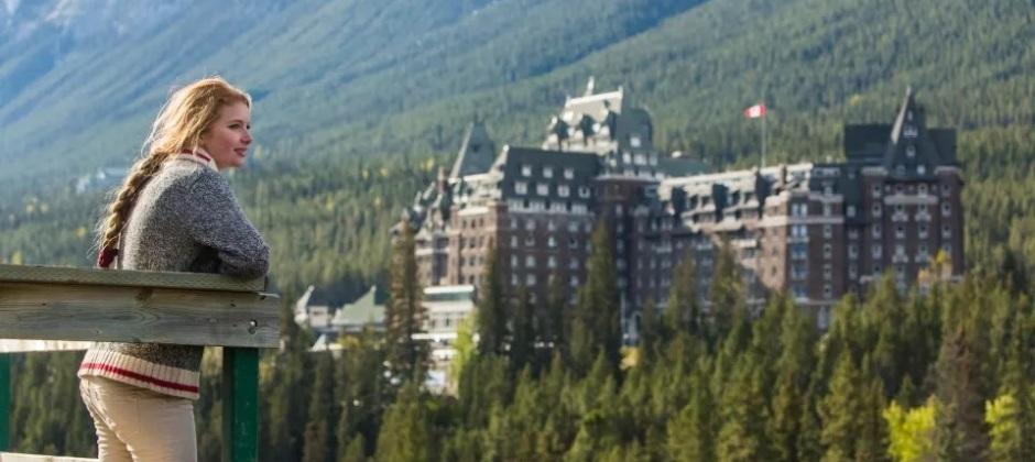 Calgary – Banff