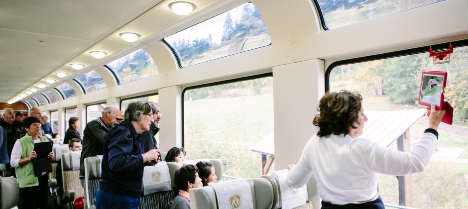 Rocky Mountaineer Rail: Kamloops – Vancouver: City Tour
