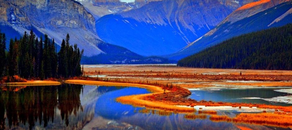 Jasper – Kamloops