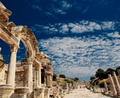 Greek Isles & Turkey Cruise  (Italy,Croatia,Turkey,Greece & Back)