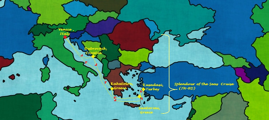 Map Of Italy Greece And Turkey.Greek Isles Turkey Cruise Italy Croatia Turkey Greece Back