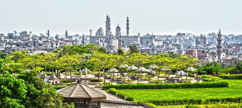 Arrive Cairo