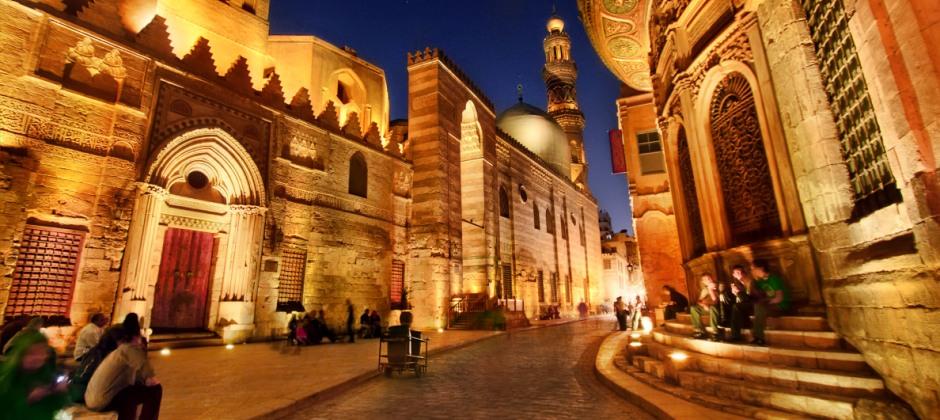 Cairo - Depart