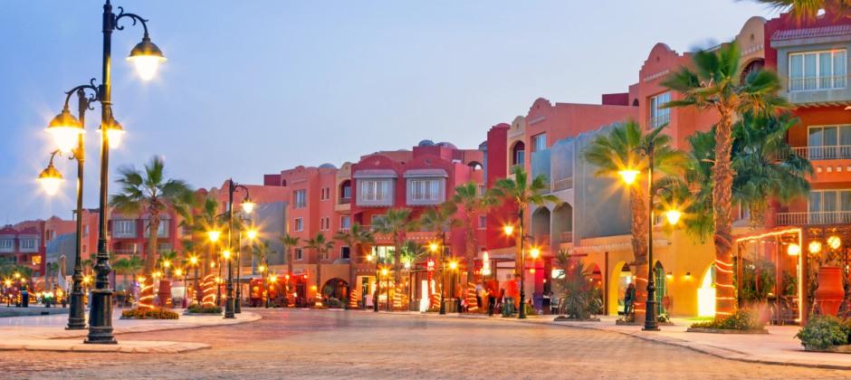 Hurghada: Half Day City Tour