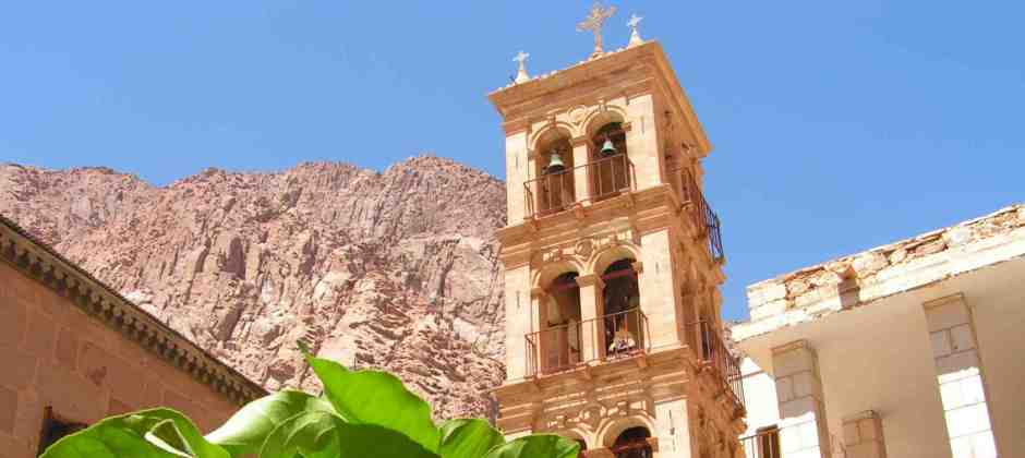 Sharm El Sheikh: Full Day Trip to Moses Mountain and St. Catherine Monastery