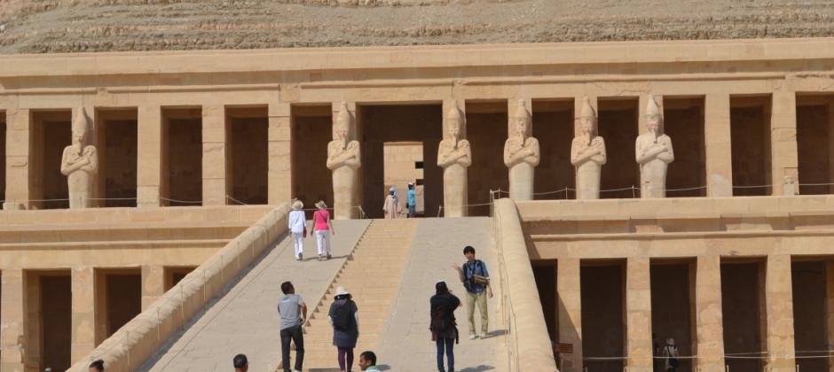 Luxor – Cairo