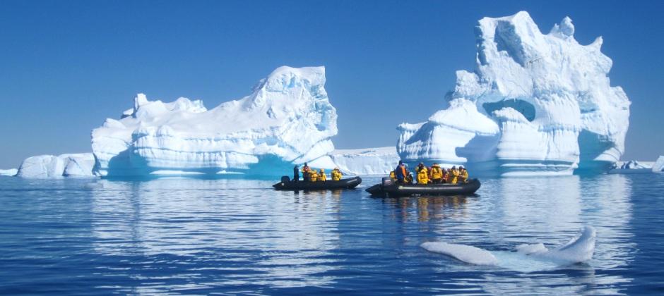 The Antarctic Peninsula & South Shetland Islands