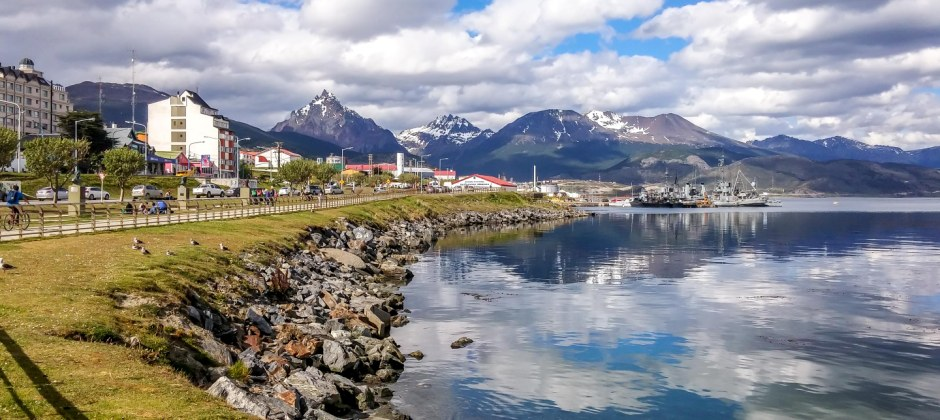 Arrive Ushuaia, Argentina (09:00 Hrs)