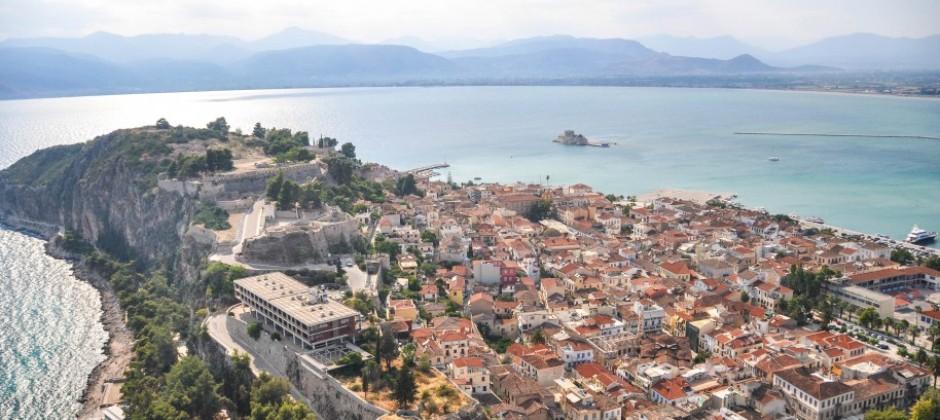 Athens – Nafplio (2:00 HRS)