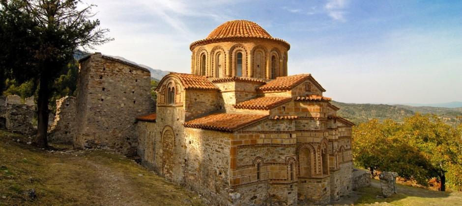 Nafplio – Sparta (1:45 HRS)