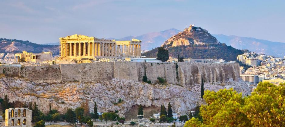 Athens – Depart