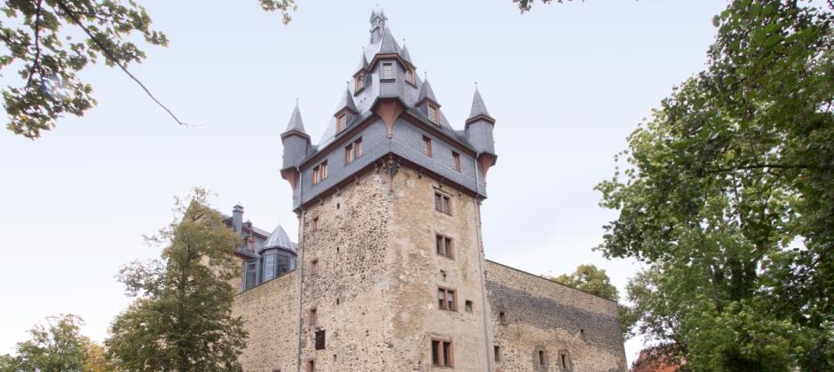 Frankfurt – Romrod Castle