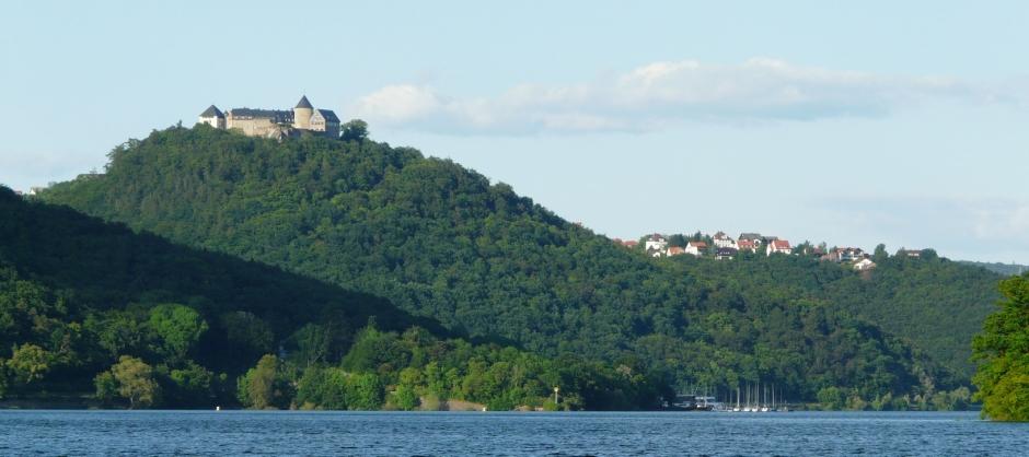 Romrod – Marburg – Waldeck Castle