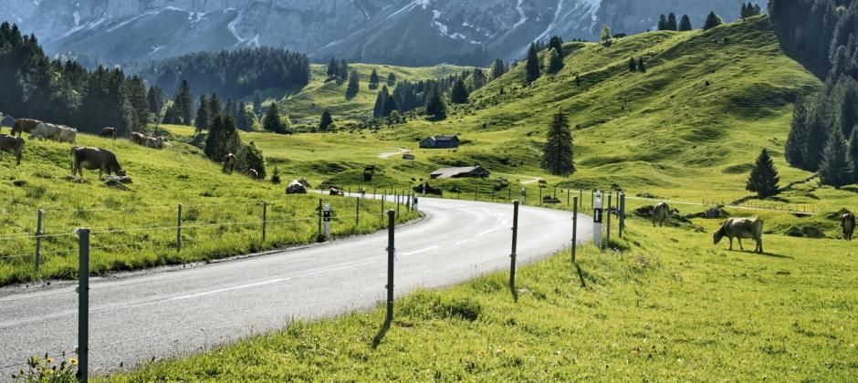 Gallen – Davos (ca. 160 km)