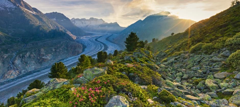 Lugano – Zermatt (ca. 215 km)