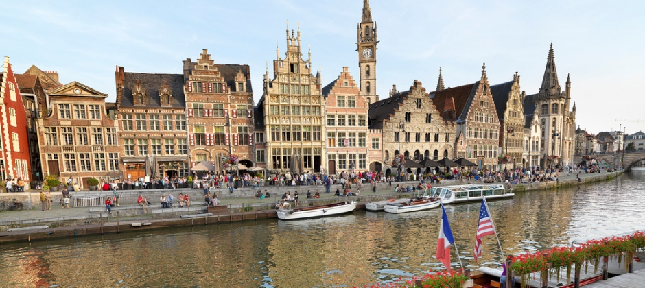 Antwerp – Ghent