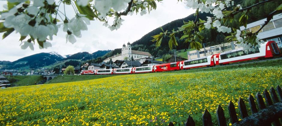 Waldhaus – Zermatt: Glacier Express