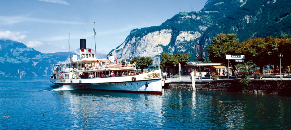 Lugano – Lucerne (Wilhelm Tell Express)