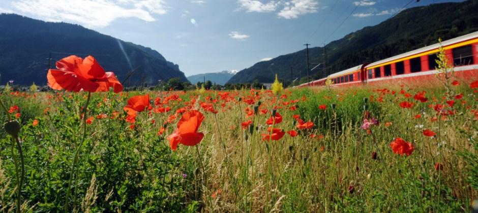 Departure Lucerne