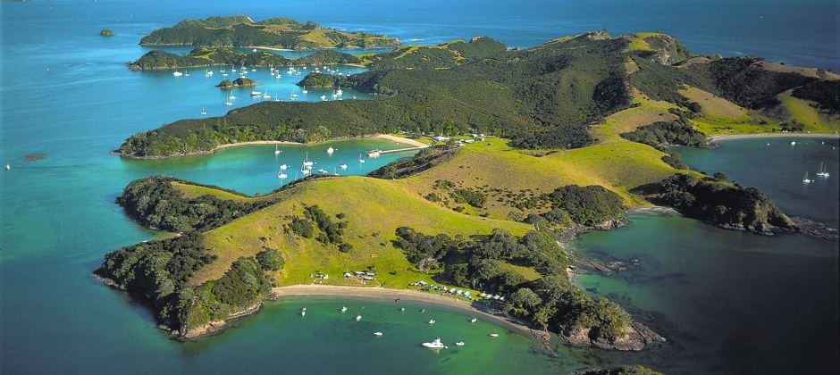 Auckland – Bay of Island: Day at Leisure
