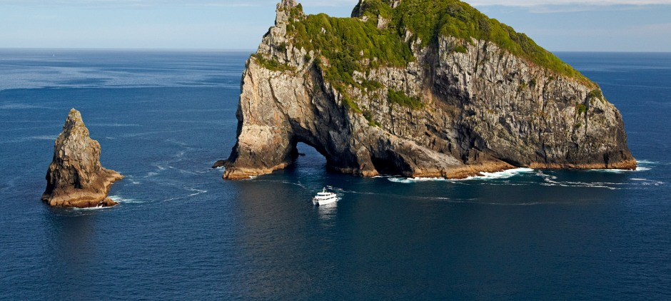 Bay of islands: Afternoon Hole in the Rock Cruise