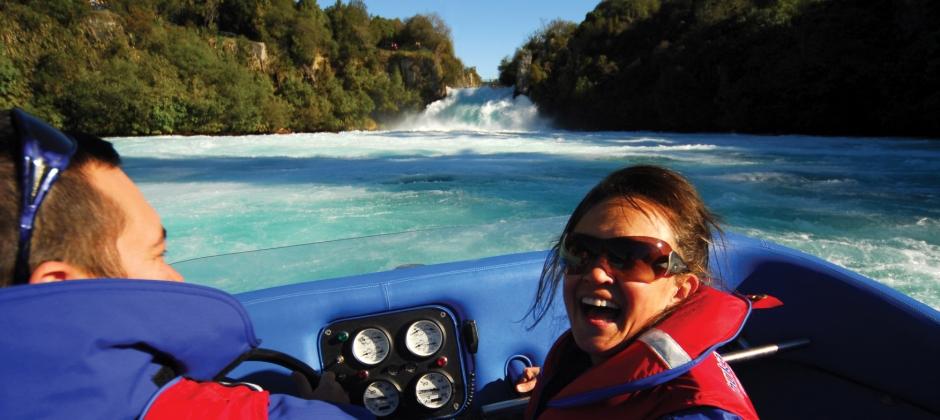 Rotorua – Tongariro National Park