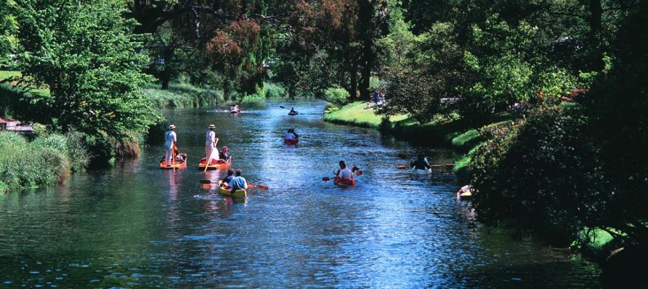 Dunedin – Christchurch: Day at Leisure