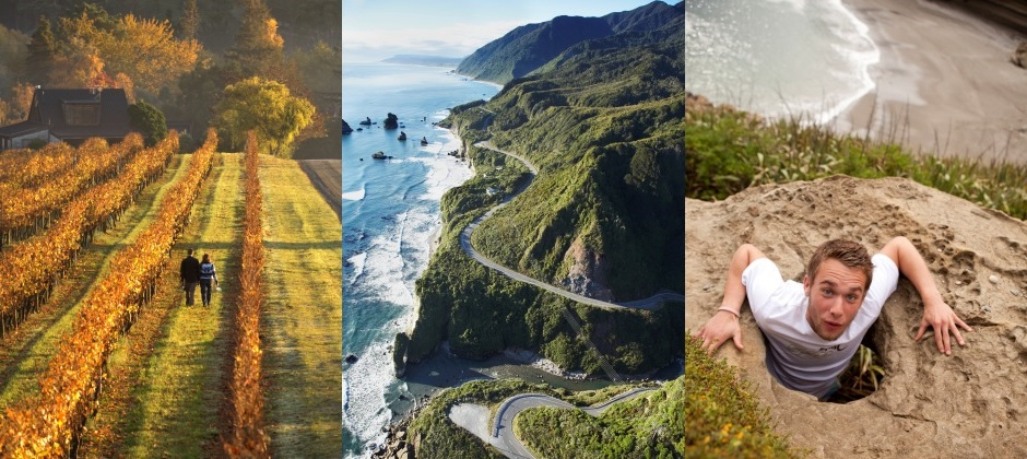 New Zealand Drive Around