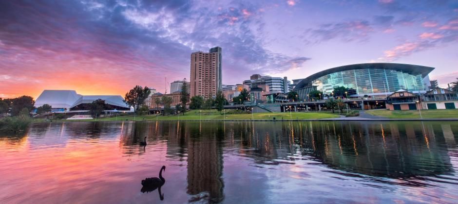 Arrive Adelaide