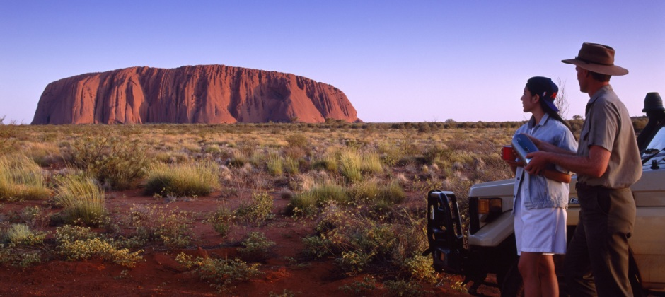 Alice Springs – Ayers Rock