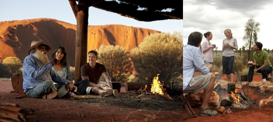 Ayers Rock: Day at Lleisure