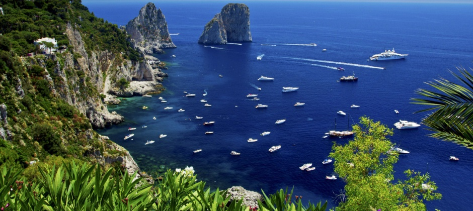 Day trip to Capri & Anacapri  ( 8hrs)
