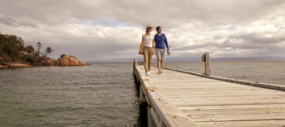 Hobart – Depart