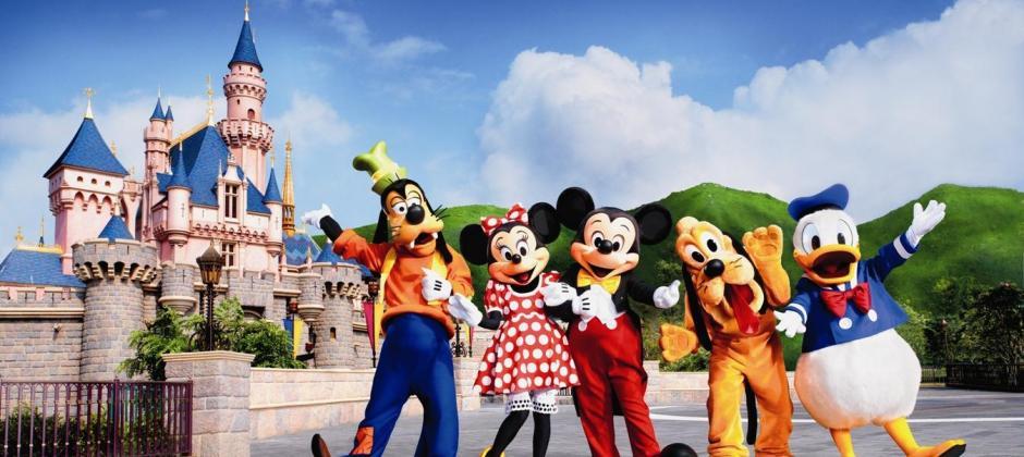 Hong Kong | Explore The Disney Land