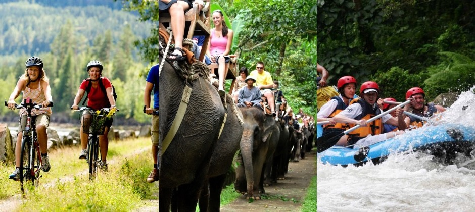Bali | Adventure 3 In 1