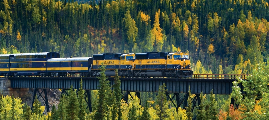 Talkeetna -  Denali By Train(3 Hrs)