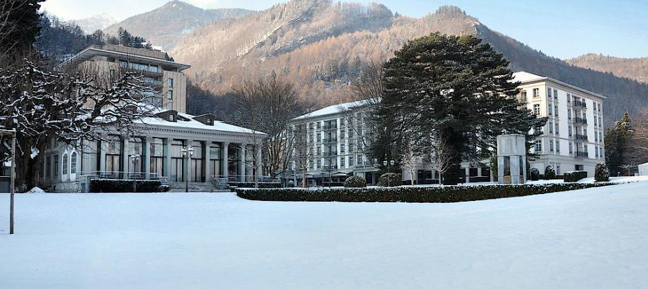 Arrive Zurich – Bad Ragaz Grand Resort | Free Day