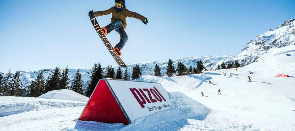 Grand Resort | 2-day Pizol ski pass