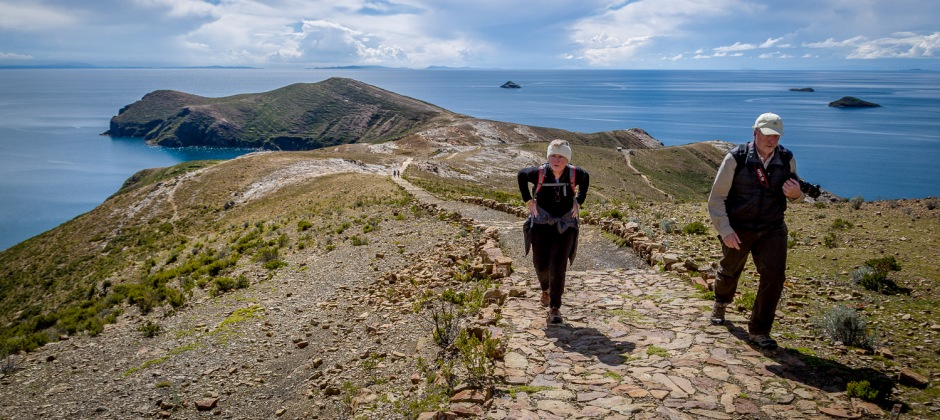 Island of the Sun – Copacabana | Hike to Condoriri – La Paz