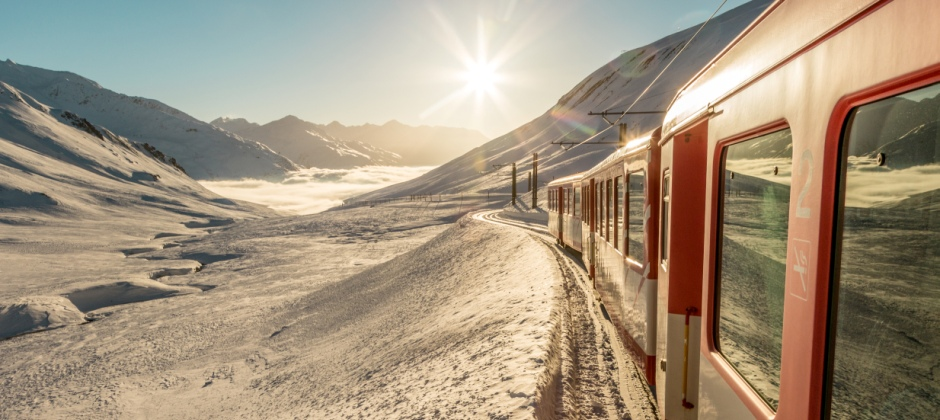 Glacier & Bernina Express