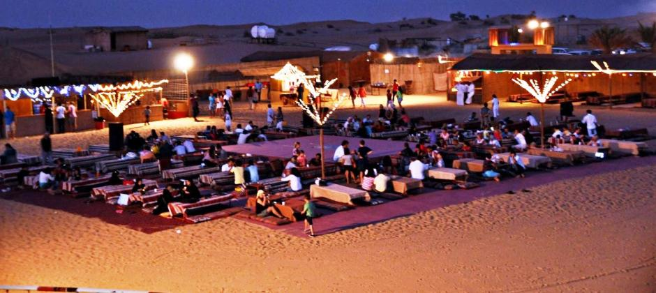 Dubai | Desert Safari tour with BBQ dinner