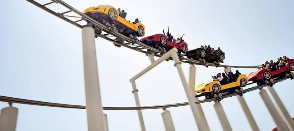 Dubai – Abu Dhabi | Visit Abu Dhabi + Ferrari World Theme park tour