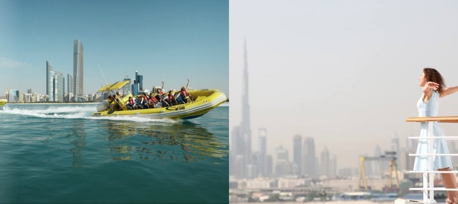 UAE Combo (Dubai & Abudhabi)
