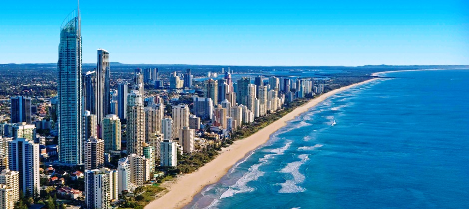 Arrive  Gold Coast