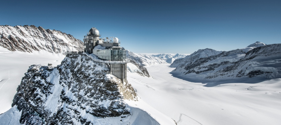 Interlaken | Excursion to Jungfraujoch