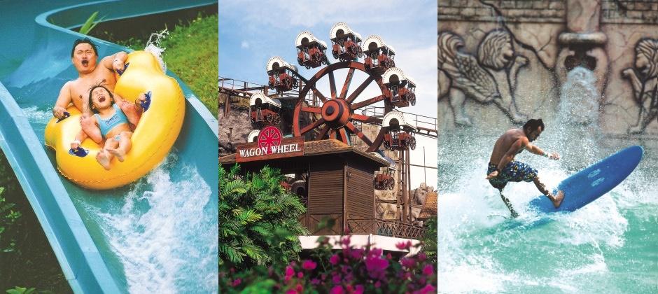 Kuala Lumpur | Sunway Lagoon Theme Park