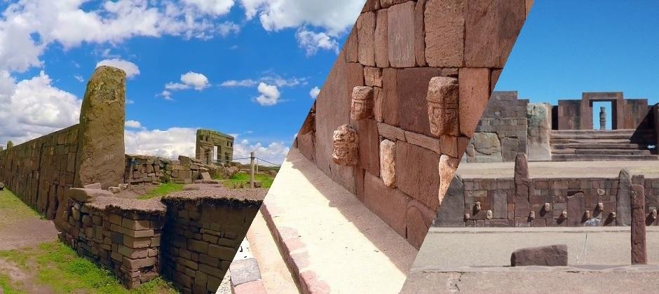 Uyuni – La Paz | Half day Tiwanaku Ruins